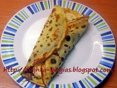 Κρέπες γλυκές Sweet Recipes, Ethnic Recipes, Blog, Breads, Greek, Greek Language, Braided Pigtails, Buns, Bread