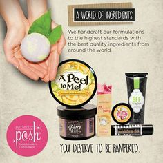 http://www.perfectlyposh.us/PERFECTLYMADEPOSH  Posh carries great  products which one is YOUR favorite???