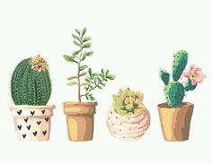 wonderifyou:  Cactus Art Cactus Watch Cactus... - Electric Tattoos