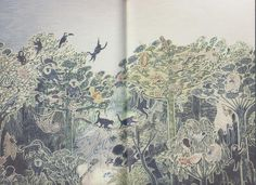 iam stevens, part of a small series of books. the little otsu  tree tops
