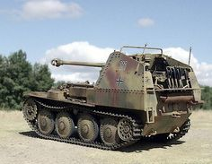The Marder III is the name for a series of World War II German tank destroyers… Army Vehicles, Armored Vehicles, Tank Armor, Military Armor, Tank Destroyer, Armored Fighting Vehicle, World Of Tanks, Battle Tank, Ww2 Tanks