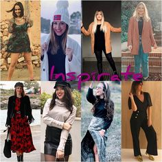 """Inspírate"" #ideales #grupoinstagram #blogger #model #instagood #style #fashion #tagsforlike #outfit #girls #cute #glam #influencer #kissmylook #tw #asmr feliz día kissess"