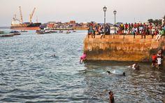 Stonetown, Sansibar © Carina Dieringer Freundlich, Strand, New York Skyline, Travel, Tanzania, Africa, Island, Viajes, Destinations