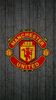 Apple iPhone 6 Plus HD Wallpaper - Manchester United Logo #appleiphone6plus #appleiphone6wallpaper #iphone6plus #manchesterunited #manchesterunitedlogo #MUFCwallpaper #manchesterunitedwallpaper