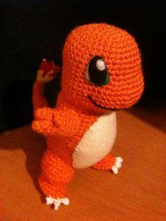 Pokédex # 004 Charmander #pokemon #amigurumi