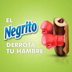 Negrito: el campeón de los antojos.