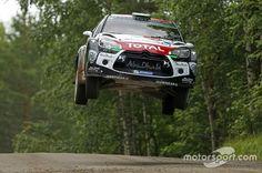 Kris Meeke and Paul Nagle, Citroën DS3 WRC, Citroën World Rally Team: