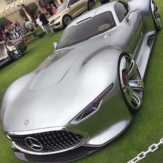 AMG Vision Gran Turismo  Follow @caliwheels @caliwheels @caliwheels pic @xpeltech #CarsWithoutLimits #AMG #GranTurismo by carswithoutlimits
