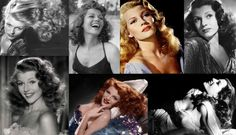 rita hayworth father | Wil Harris : Style icon: Rita Hayworth