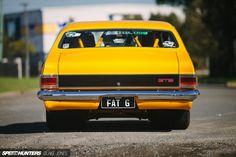 1972 FAT G Pro Street HG Monaro. Aussie Rules:A Supersized 1800hp Monaro by Blake Jones. FATG FEATURE-1-46