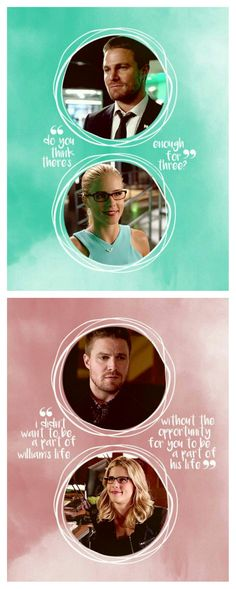 Oliver and Felicity season 6 #Arrow #quote #Olicity