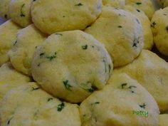 Rezept: Mit Mozzarella gefüllte Kartoffel-Kräuter-Taler Bild Nr. 3