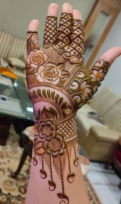 69 Ideas Rose Tattoo Back Unique 2020 Dulhan Mehndi Designs, Mehandi Designs, Mehendi, Khafif Mehndi Design, Mehndi Designs For Girls, Mehndi Design Pictures, Wedding Mehndi Designs, Beautiful Mehndi Design, Latest Mehndi Designs
