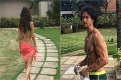 Did Tiger Shroff and Disha Patani holiday together?