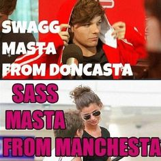 Louis and Eleanor hahaha its funny though