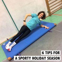 6 Tips und Tricks um sportlich und fit über die Feiertage zu kommen. Alls Tips gibt es auf www.rosportlife.com