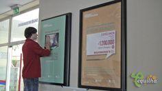 Campanha de divulgação nas Universidades