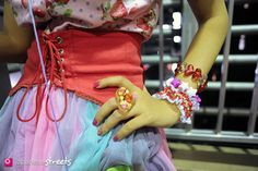 DESIGNER Style: Fairy Kei Kumamiki celebrating Halloween in Tokyo's Shibuya on October 2011 Harajuku Japan, Shibuya Tokyo, Fashion Show, Fashion Design, Tulle, Valentines, Culture, Halloween, My Style