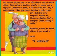 Na babičku přijdou dny... Funny Memes, Jokes, Humor, Disney Characters, Fictional Characters, Family Guy, Lol, Pranks, Husky Jokes