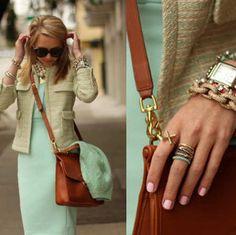 #fashion #moda #sweet #green