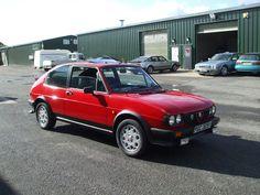 alfasud - Shack rattle n roll. Park Restaurant, Vintage Restaurant, My Dream Car, Dream Cars, Alfasud Sprint, Alfa Gta, Hatchback Cars, Alfa Romeo Cars, Chevy Chevrolet
