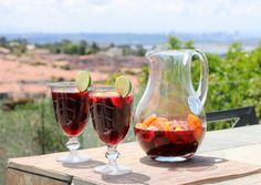 Sangria is super easy and just about impossible to mess up. For a tasty guideline, try this Red Wine Sangria from @lajollamom, which packs big flavor with pineapples and cherries. http://thestir.cafemom.com/food_party/190044/10_bigbatch_cocktails_for_your