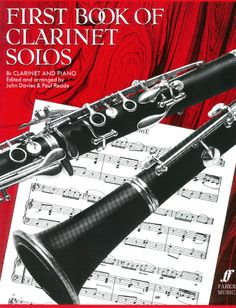 First Book of Clarinet Solos (complete)