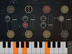 Kymatica AUM Mixing Desk For iOS 2
