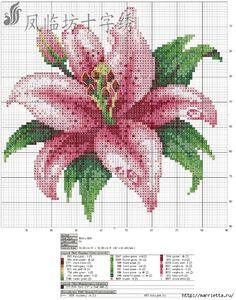 Подборка схем вышивки крестом (21) (549x700, 365Kb)