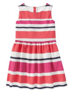 Striped Sleeveless Dress at Gymboree
