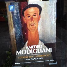 Amedeo Modigliani - Palazzo Blu - Pisa.