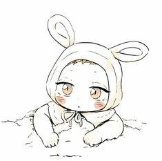 203 Likes, 1 Comments - Anime✨ Manga Bl, Anime Manga, Anime Art, Kawaii Anime, Chibi, Anime Bebe, Animated Man, Familia Anime, Anime Child