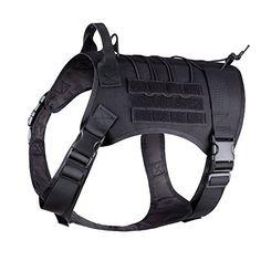 Dog Harness with Handle for Large Medium Dogs ,Tactical K... https://www.amazon.com/dp/B01NAPR2ED/ref=cm_sw_r_pi_dp_x_JI4bzbYN1JRER