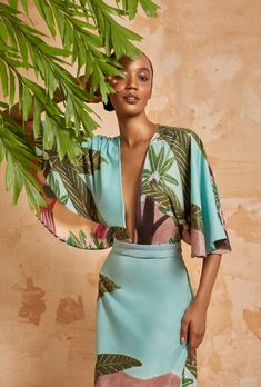 Art allows you to explore the world from another persons perspective. Artist draws us into her world with vibrant illustrations. Look Fashion, High Fashion, Fashion Outfits, Womens Fashion, Fashion Design, Fashion Trends, Fasion, Mode Editorials, Vogue
