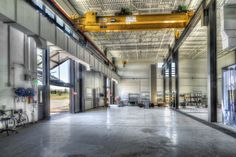 University of Wyoming High Bay Research Facility