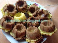 Cheryl Kitchen: 美禄炼乳蛋糕 (蒸) Milo & Condensed Milk Cake (Steamed) Condensed Milk Cake, Resep Cake, Steamed Cake, Sweet Tooth, Muffin, Baking, Breakfast, Cup Cakes, Cheryl
