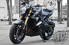 2 SUZUKI GSR 750 FREESTYLER MFC Design - Préparation motos, peinture, design, tuning, Suzuki - Kawasaki