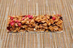 Barres Special K Fruits Rouges - Bars Special K Red Berry - Fraise - Strawberry - Kellogg's - Barres de céréales - Cereal bars - Snack - Special K