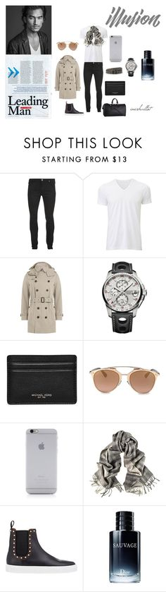 """""""street style"""" by ines-varela-haillot on Polyvore featuring Vivienne Westwood Anglomania, Louis Vuitton, Uniqlo, Burberry, Chopard, Michael Kors, Christian Dior, Native Union, Givenchy e ASOS"""