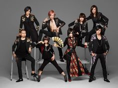 My Moon And Stars, Tumblr, My Muse, Visual Kei, Punk, Actors, Celebrities, Outfits, Groupes