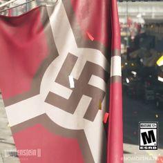 Make America Nazi-Free Again. #NoMoreNazis #Wolf2