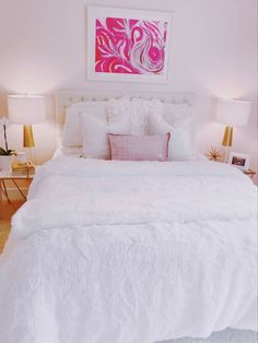 Room Makeover, Room Ideas Bedroom, Cute Bedroom Decor, Preppy Room, Home Bedroom, Room Inspiration, Stylish Bedroom, Remodel Bedroom, Aesthetic Bedroom