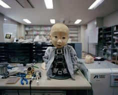 What About the Heart? | Photographing Japan's Robotics Industry | Spoon & Tamago