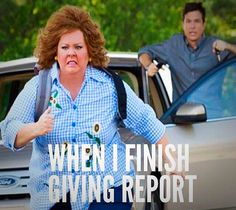 when I finish giving report #nurseyshenanigans
