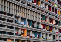 Le Corbusier – die Unité in Berlin