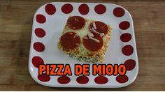 COMO FAZER PIZZA DE MIOJO #69