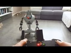 MDi4 Remote Controlled Robot – Robot Enthusiast