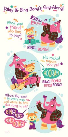 Disney, Pixar, Inside Out, Bing Bong❤❤❤I love Bing Bong! Disney Films, Disney And Dreamworks, Disney Pixar, Disney Characters, Cute Disney, Disney Dream, Disney Magic, Funny Disney, Walt Disney Pictures