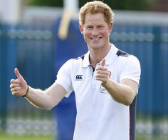 The Palace have confirmed that Prince Harry will touch down in Australia over the Easter long weekend!