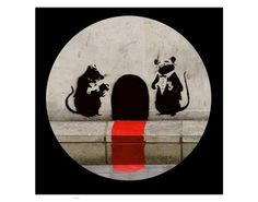 Great collection of Banksy Graffiti Drawings. Great collection of Banksy Graffiti Drawings. Banksy Graffiti, Wie Zeichnet Man Graffiti, Graffiti Artwork, Graffiti Drawing, Bansky, 3d Street Art, Street Art Banksy, Amazing Street Art, Famous Graffiti Artists